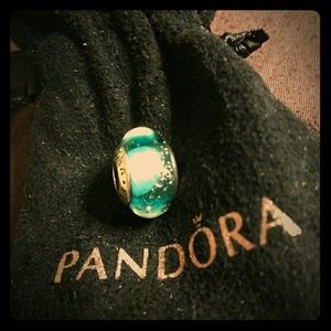 Pandora Glass Bead Charm